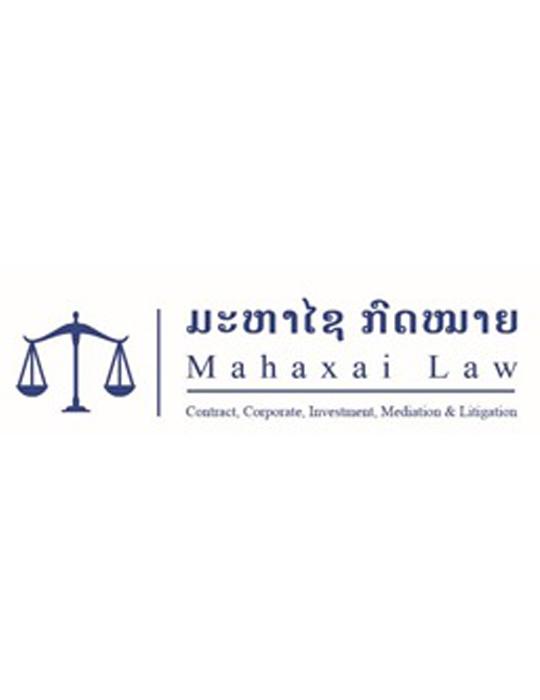 Logo Mahaxai Law Company Limited